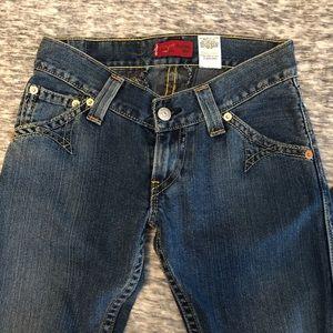 Vintage Levi's Type 1 Western Boot Cut Jeans 3M